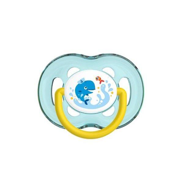 KIFUTOTT - Avent SCF186/24 játszócumi 18 hó+ 2 db (kék)