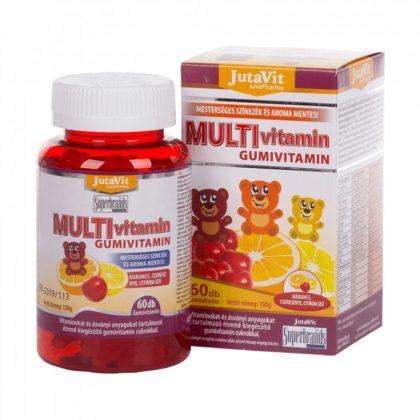 JutaVit Multivitamin gumivitamin (60 db)