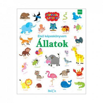 Első Képeskönyvem - Állatok