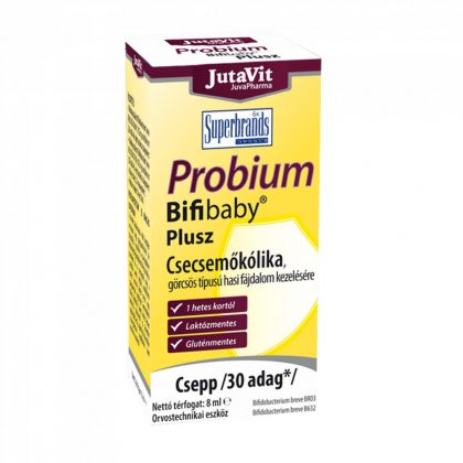 JutaVit Probium Bifibaby plusz csepp (8ml)
