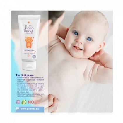Hello Baby Testbalzsam 200 ml (0+)