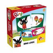 Bing nyuszi: Logikai bébi puzzle