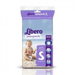 Libero Swimpants úszópelenka 7-12 kg 6 db, small