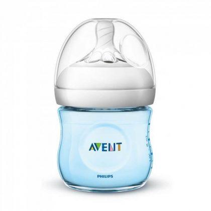 Avent SCF032/17 Natural cumisüveg 125 ml (kék)