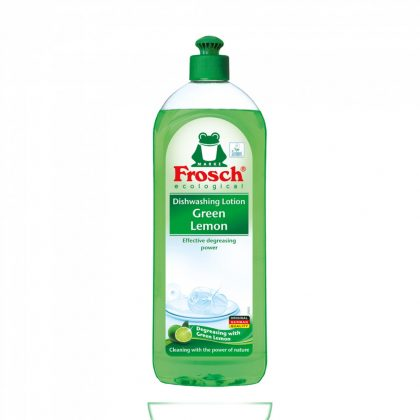 Frosch mosogatószer zöldcitrommal 750 ml