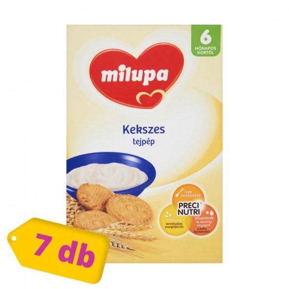 Milupa kekszes tejpép 6 hó+ (7x250 g)