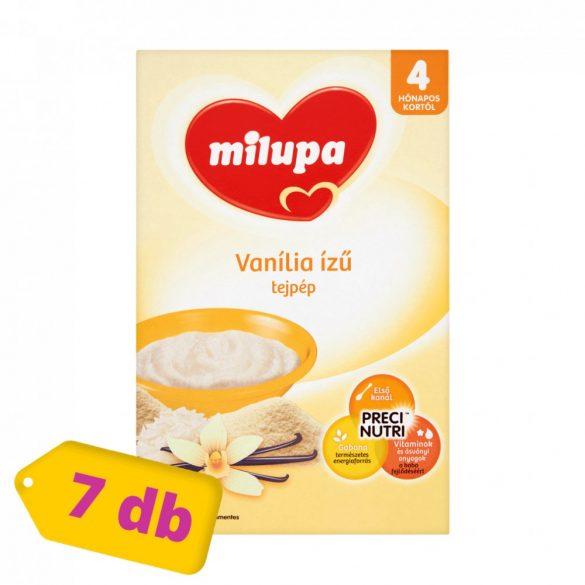 Milupa vanília ízű tejpép 4 hó+ (7x250 g)