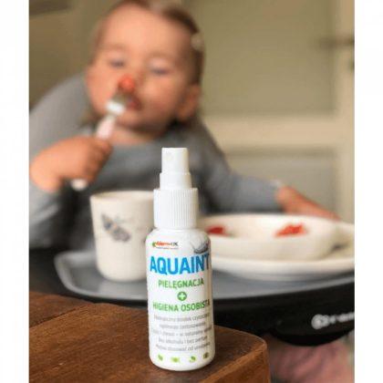 Aquaint természetes antibakteriális fertőtlenítő folyadék (50 ml)