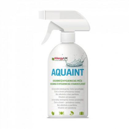 Aquaint természetes fertőtlenítő folyadék 500 ml