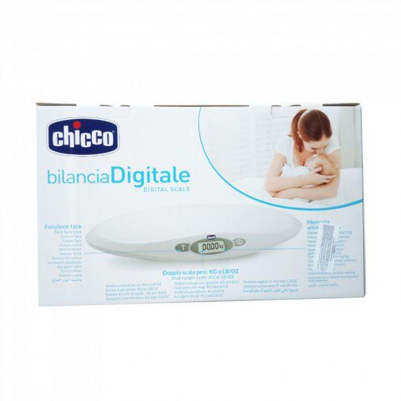 Chicco digitális csecsemőmérleg