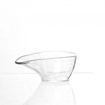 Szoptatás és fogbarát svéd itató-etetőpohár 80 ml