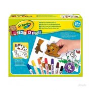 Crayola Mini Kids Matricás puzzle