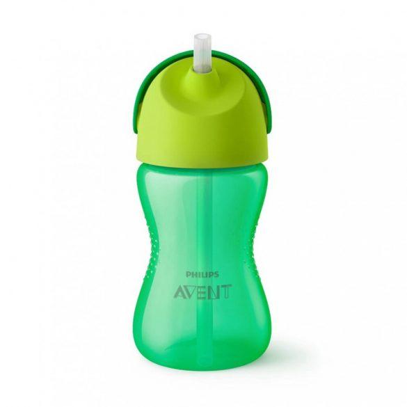 Avent SCF798/01 Itatópohár rugalmas szívószállal 300 ml (zöld)