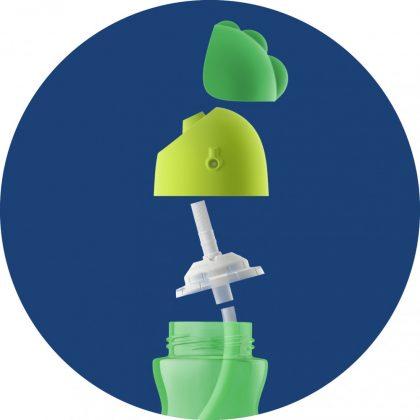 Philips Avent SCF798/01 Itatópohár rugalmas szívószállal 300 ml (zöld)