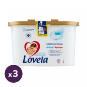 Lovela Baby hipoallergén mosókapszula 3x12 db
