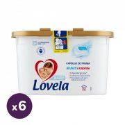 Lovela Baby hipoallergén mosókapszula 6x12 db