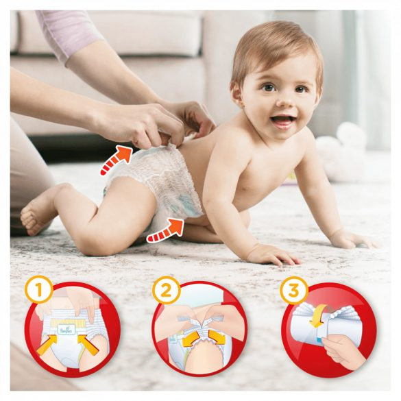 Pampers Pants bugyipelenka, Midi 3, 6-11 kg, 2+1, 180 db