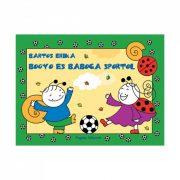 Bogyó és Babóca sportol - Bartos Erika
