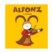 Alfonz, a tücsök - Bartos Erika