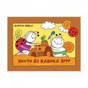 Bogyó és Babóca épít - Bartos Erika