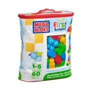 Mega Bloks elsőépítőkockám- klasszikus építőkocka (60 db)