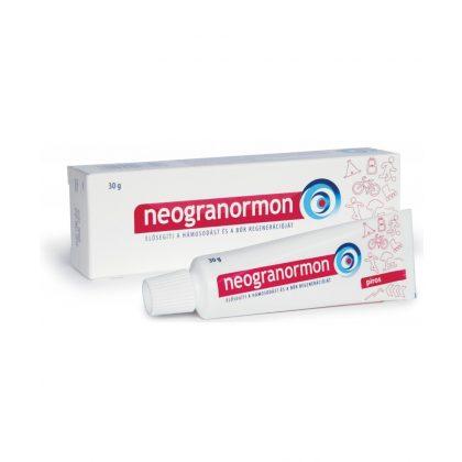 Neogranormon piros családi kenőcs, 30 g