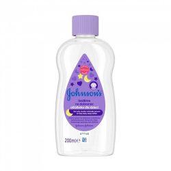 Johnson's babaolaj, nyugtató aromával, 200 ml