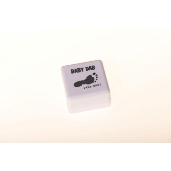 Baby Dab lenyomat készítő - szürke