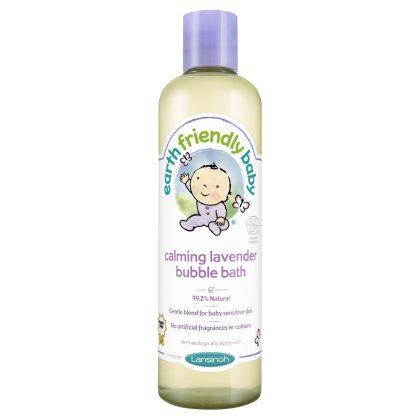 Earth Friendly Baby Organikus levendulás habfürdő 300 ml