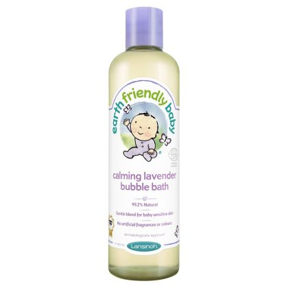 Earth Friendly Baby Organikus levendulás habfürdő 300 ml
