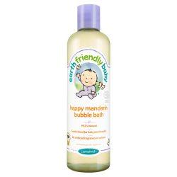 Earth Friendly Baby Organikus mandarinos habfürdő 300 ml