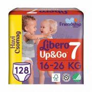 Libero UP&GO bugyipelenka, XL 7, 16-26 kg, HAVI PELENKACSOMAG 4x32 db