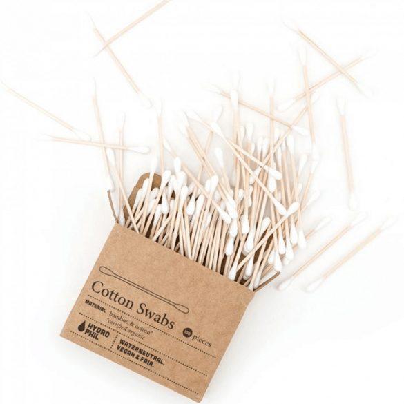 HyDrophil bambusz fültisztító pálcika (100 db)