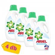 Ariel Sensitive folyékony mosógél 4x2,2 liter (160 mosás)