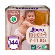 Libero Touch bugyipelenka, Maxi 4, 7-11 kg, HAVI PELENKACSOMAG 4x36 db