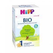 Hipp 1 BIO tejalapú, anyatej-helyettesítő tápszer 0 hó+ (600 g)