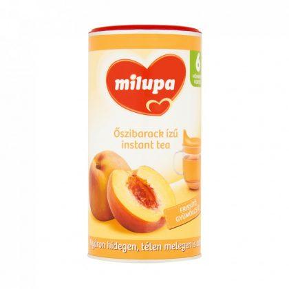 Milupa őszibarack ízű instant tea 6 hó+ (200 g)