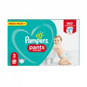 Pampers Pants bugyipelenka, Midi 3, 6-11 kg, 120 db