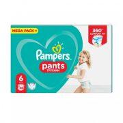 Pampers Pants bugyipelenka Extra Large 6, 15 kg+ HAVI PELENKACSOMAG 88 db