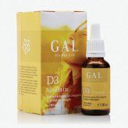 GAL D3 vitamin cseppek (30 ml)