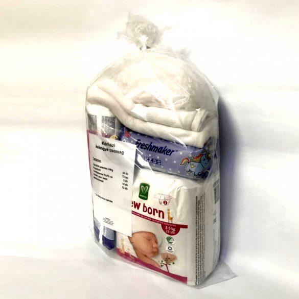 Kórházi kelengye csomag kismamáknak