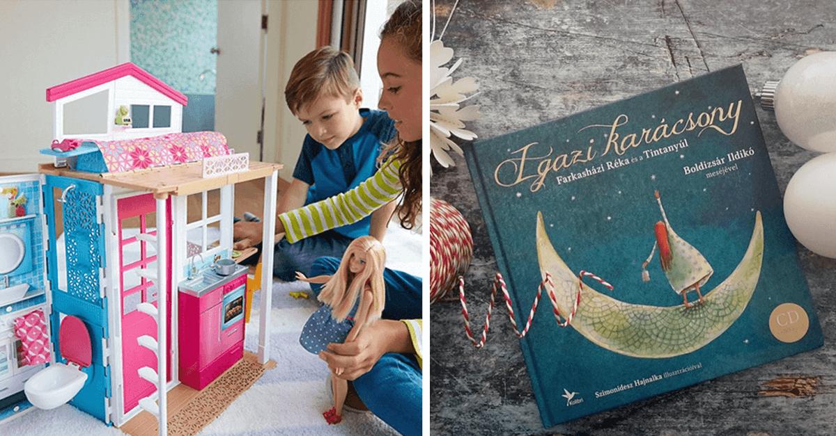 e3c5dd67a0 Összeszedtük a 10 legjobb karácsonyi ajándékötletet, amivel a 0-4 éves korú  kisgyermeketeket meglephetitek!
